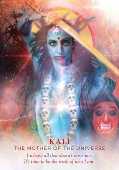 Oshun Goddess, Divine Goddess, Goddess Art, Kali Ma, Sacred Feminine, Feminine Energy, Divine Mother, Spiritus, Oracle Cards