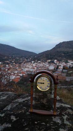 Sierra de San Vicente (Toledo) -  El Reloj sin tiempo...