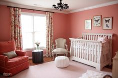 Babies, Bows & Butterflies | Design Lines, Ltd. | Award Winning Interior Design | Raleigh, NC