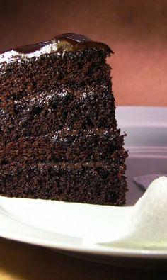 Dark Chocolate Cake Recipe #chocolates #sweet #yummy #delicious #food #chocolaterecipes #choco