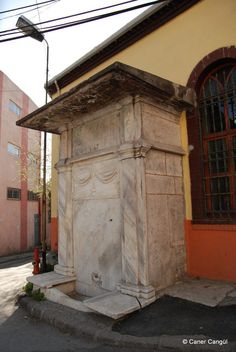 Kirazlı Mescit Çeşmesi (Sıddıka Kadın Çeşmesi), Süleymaniye – Caner Cangül Fotoğrafları