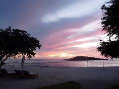 St. Regis Punta Mita. Sunset.