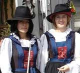 FolkCostume&Embroidery: Costumes of Tyrol Baby Strollers, German, Southern, Costumes, Embroidery, Denim, Jackets, Fashion, Baby Prams