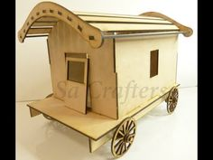 Instruction:Gypsy wagon by SaCrafters