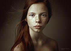Photographie, Moyen format dans Gens, Enfance, Fille - Image #300285