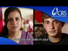 Check out this episode of A Day in the Life of... 2 teens share stories about life, day to day in #Palestine & #Israel. What are the walls in your life? @Catholic Relief