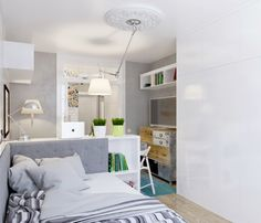 compact 5-square-meter studio apartment 8