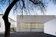 Ricardo Carvalho + Joana Vilhena Arquitectos — Modernisation of Sebastião da Gama School