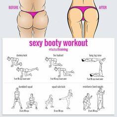 54.5K vind-ik-leuks, 790 reacties - Fitness Guide (@gainstutorial) op Instagram: 'Best Booty Exercises ✅ ⠀ Follow us (@gainstutorial) for the best daily workout tips ⠀ All…'