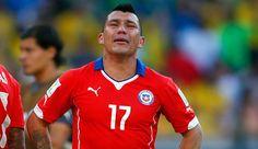 Perú vs. Chile: Gary Medel queda fuera tras dura sanción por insultar a árbitro