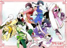 Ảnh Osomatsu-san ( List AUs) - Chinatown - Page 3 - Wattpad Mutsu, Haikyuu, Character Art, Art, Osomatsu San Doujinshi, Anime, Fan Art, Manga, Comics