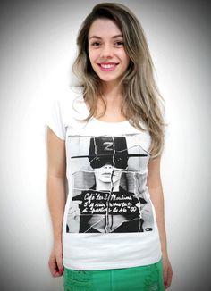 Camiseta Feminina Zorro (Amelie Poulain) - USECAPSULA