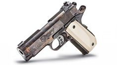 Republic Forge Custom Shop Pistol Bobtail Valiant 1911