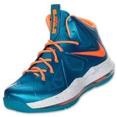 Nike Lebron X (Gs) Style: 543564-402 Size: 4 M US Nike http://www.amazon.com/dp/B00DQEOPSA/ref=cm_sw_r_pi_dp_fMMpub0J8X8K5