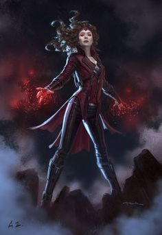 Scarlet-Witch-Concept-Art-with-Headband-captain-america-civil-war
