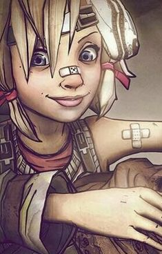 Borderlands Series, Borderlands Art, Tales From The Borderlands, Tiny Tina, Dream Drawing, Nerd Geek, Awesome Anime, Aesthetic Art, Memes