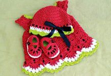 Adorable Watermelon Crochet Ideas You'll Love