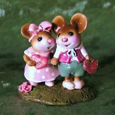 Wee Forest Folk M-331  YOUNG LOVE - CONSIGNMENT