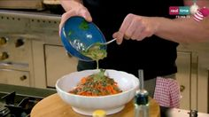 A tavola con Ramsay # 173: Insalata marocchina di carote, cumino e arancia
