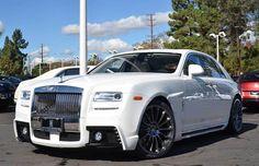 O'Gara Coach Customizes a $360,000 2013 Rolls-Royce Ghost