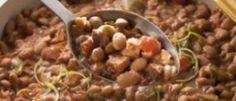 Ricetta Salsiccia Dietetica e Fagioli: 350 Calorie