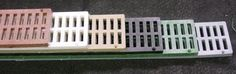 The Drainage Products Store - NDS Mini Channel Grate - White (Each), $14.09 (http://stores.drainageproducts.us/nds-mini-channel-grate-white-each/)