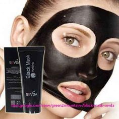 Sell Mask BLACK MASK SEVDA  The mask removes dead skin and, instead, brightens and brightens your skin. In this mask, an active activated carbon that is known to be a toxic substance in the medical industry, Used.  This is the reason why this material is used as a massive mask for face skin.  When you place this material on your skin, active carbon, while absorbing all your dirt and dirt into the skin, removes them from the skin and makes the pores smaller. Skin Active, Smaller Pores, Buy Mask, How To Remove, How To Apply, Black Mask, How To Treat Acne, Skin Brightening, Dead Skin