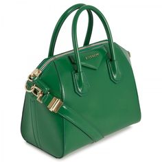 Antigona small leather tote, Totes, Harvey Nichols Store View
