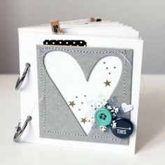** Chic Tags- delightful paper tag **: Love This Mini Album
