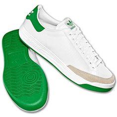 Rod Laver addias tennis shoes