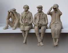Sculpture In Clay | Figures and Reliefs