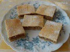 Jablkový koláč bezlepkový (fotorecept) Cornbread, Food And Drink, Low Carb, Ale, Gluten Free, Sweets, Cooking, Ethnic Recipes, Fitness