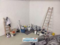 Sauberkeit und Ordnungssinn ist die absolute Grundlage für das Malerhandwerk - damit uns die Kunden vertrauen können - Arno Plaggenmeier GmbH