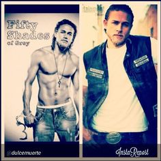 How can you not want that gorgeous face and body!?!?!?-- Love Charlie Hunnam!