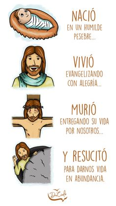 Christian Love, Christian Quotes, Bible Scriptures, Bible Quotes, Catholic Prayers In Spanish, Christian Comics, Jesus Christ Painting, God Loves Me, Quotes About God