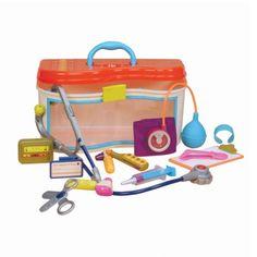 Malette de docteur pour enfant de 3 ans à 5 ans - Oxybul éveil et jeux