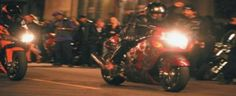Cava, corse clandestine nella notte Sfide a tutta velocità in moto