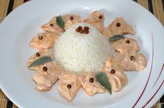 Pollo al pepe rosa. Scopri la ricetta: http://www.misya.info/2013/02/28/pollo-al-pepe-rosa.htm