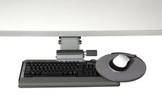 5G Keyboard Tray and Mouse Platform