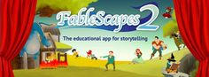 FableScapes 2, an educational storytelling app for children #indiegames #gamesinitaly #videogames