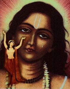 "By His Divine Grace A.C.B. Swami Prabhupada Caitanya Mahaprabhu is the Supreme Personality of Godhead, but He's channa. Channa means ""covered."" Lord Caitanya is a covered avatara, or incarnation, o…"