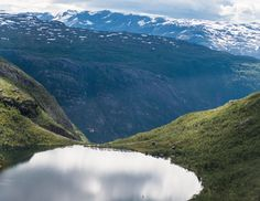 Vacation dream - to see the Norway Fjords