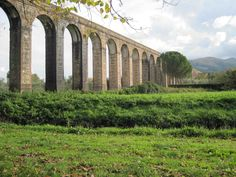 Aqueduct in Garfagnana