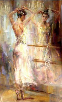 Soul Reflection 2 by Anna Razumovskaya