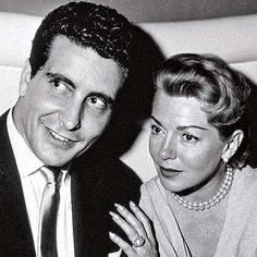 "Johnny Stompanato: The inquest into the fatal stabbing of Stompanato, a bodyguard for LA's notorious Mickey Cohen, member of the Jewish mafia, was a major television event, with both his girlfriend, actress Lana Turner, and Cohen testifying before 120 journalists filling the courtroom's 160 seats. There was even an unidentified man shouting ""Lies! All lies! This mother and daughter were both in love with Stompanato! Johnny was a gentleman!"" as he was dragged from the courtroom."