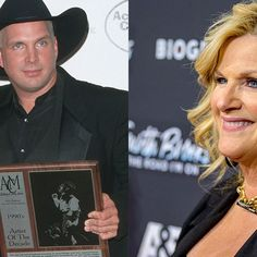 She came forward in the A&E documentary <I>Garth Brooks: The Road I'm On</I>. Country Music Artists, Country Music Stars, Garth Brooks Wife, Living In Nashville, Trisha Yearwood, Three Daughters, Do What Is Right, Co Parenting, American Music Awards