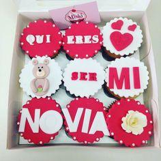 Cupcakes Personalizadas  #minniemouse #miskitrujillo