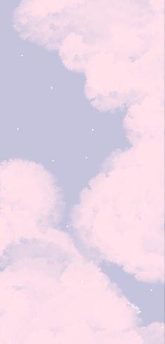 Pastel Color Wallpaper, Pastel Background Wallpapers, Color Wallpaper Iphone, Cloud Wallpaper, Aesthetic Desktop Wallpaper, Watercolor Wallpaper, Scenery Wallpaper, Kawaii Wallpaper, Pretty Wallpapers