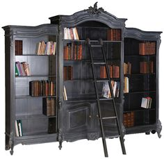Oh man.... I wish I could have this for my bedroom library.