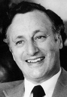 """Paul Eddington (1927 - 1995) Comic Actor. During his long stage career, he was best-known for his role as 'Jim Hacker' in the witty 1980s satirical television series """"Yes Minister,"""" and its sequel, """"Yes Prime Minister."""""""